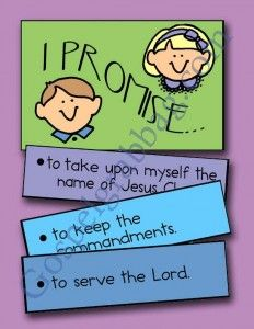 baptism-promises-heavenly fathers promises-your promises-covenants-commandments Primary Talks, Lds Primary Lessons, Fhe Lessons, Primary Music, Baptismal Covenants, Baptism Talk, Patriarchal Blessing, Visiting Teaching Handouts, Teaching Resources