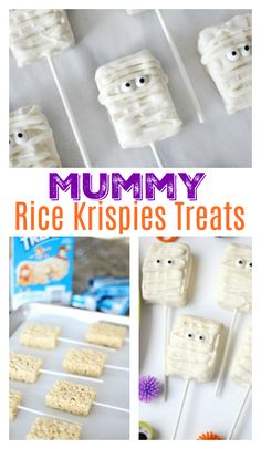 These mummy pops tak