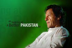 Looking for a Better Pakistan - Imran Khan