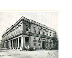 Palacio de Aldama (ingeniero venezolano Manuel José Carrerá Heredia, 1840–44), La Habana extramuros. Fotografía en WEISS, Joaquín E. Arquitectura Cubana del siglo  XIX   . La Habana: Junta Nacional de Arqueología y Etnología, 1960.