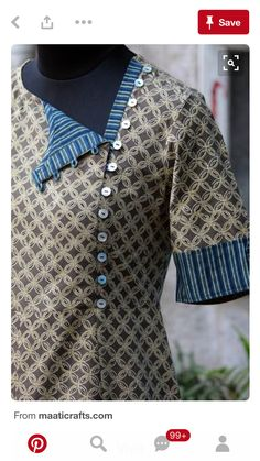 Best 11 Top 50 Stylish And Trendy Kurti Neck Designs That Will Make You Look All The More Graceful – SkillOfKing.Com