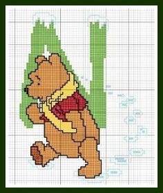 Alfabeto Winnie