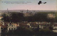 Maisons-Laffitte. Cartes postales colorisées.    https://fr.pinterest.com/zip0395/maisons-laffitte/