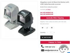 Looking for Magellan 1100i 1D Black No Button with USB Cable Barcode scanner in Melbourne? QuickPOS now selling at $411.43 only across Australia..!  http://www.quickpos.com.au/magellan-barcode-scanner-dlm1100sb-u
