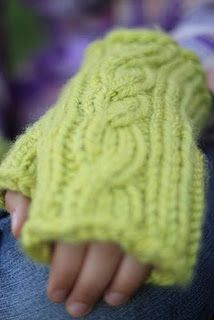 Would knit longer
