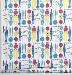 Almedahls Picknick Fabric by the Yard
