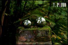 IL PRIMO Ozdobne kule metalowe z kolekcji IL Presio