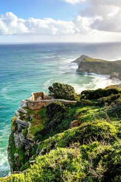 Cape Point, South Africa by alepapadopoulos