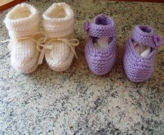 Botinhas e Sapatinhos para meninas e meninos to adorando fazer