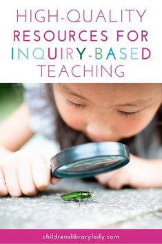 Inspire your students to be inquirers and reinforce your inquiry-based teaching with this collection of resources, including books, videos and websites. Support them in becoming independent and effective thinkers who make connections and problem solve. #kidsbooks #picturebooks #kidslit #learnerprofile French Language Learning, Teaching Spanish, Teaching Kids, Spanish Lessons, Spanish Language, Inquiry Based Learning, Learning Resources, Classroom Resources, Hands On Activities