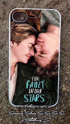 the fault in our stars iPhone 4/4s/5/5c/5s Case by LOMBACUAPRES, $14.50