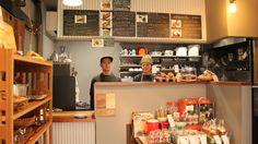 料理と木工夫婦の好きな仕事をお店にした下町のn.r store