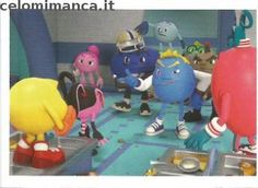 Pac-Man and the Ghostly Adventures: Fronte Figurina n. 170 -