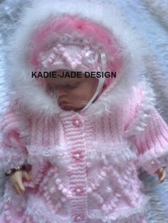No 25 Kadiejade Knitting Pattern