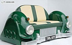 10 Amazing Ideas To Reuse and Recucle Old Cars