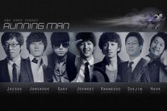 running man guys~
