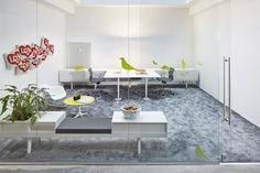 Contemporary Office Interiors Glass Places Office Workstations Ergonomic Office Chair Adjustable Desk Common Area Contemporary Office Trumpet Dynamics 68 Best Contemporary Office Interiors Images Contemporary Desk