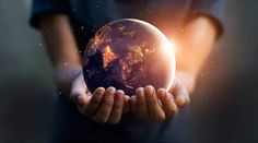 O CANAL DO CONHECIMENTO: EGRÉGORA MUNDIAL DE LUZ Philosophy For Children, Agriculture Durable, Earth At Night, World Earth Day, Earth Hour, Our Planet Earth, Save The Planet, Teaching Critical Thinking, Teaching Career