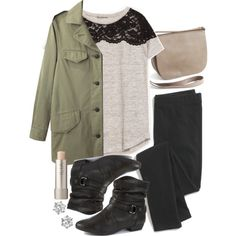 """""""Allison Inspired Finals Outfit"""" by veterization on Polyvore"""