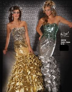 Amazing Prom Dress by Mac Duggal
