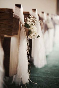 wedding aisle decoration ideas 1