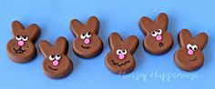Hungry Happenings: Reese's Fudge Easter Bunnies