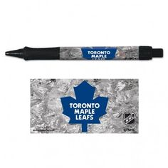 Wincraft 3208566441 Toronto Maple Leafs Gripper Pens - Pack of 3  https://allstarsportsfan.com/product/wincraft-3208566441-toronto-maple-leafs-gripper-pens-pack-of-3/  Medium point pen with black ink Pack of 3Specifications League: NHL
