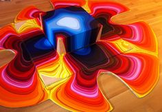 Holton Rower. The videos of him doing this are amazing