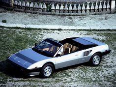 Ferrari Mondial Cabriolet '1983–85