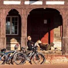 Dom podcieniowy na Żuławach #rowery #kologotyku #powisle #zulawy #poland #polska #beautiful #cycling