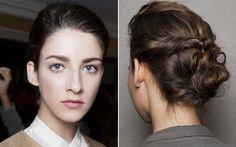Verão 2013: inspire-se nos penteados mais incríveis da Semana de Moda de Nova York! - SOS Cabelos - CAPRICHO