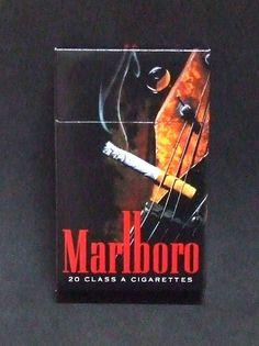 Embalagem de Marlboro Special Edition