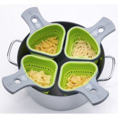 Awesome way to portion.