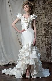 flamenco wedding dress | Vicky Martin Berrocal 2012 - Sueño ...