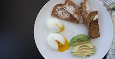 Soft Boiled Eggs - Make your own soft boiled eggs at home using the best and easiest method I've found. This recipe works great every time!
