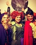 Hocus Pocus Sanderson Sisters Costumes - 2012 Halloween Costume Contest