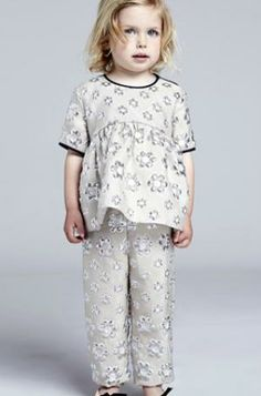 Twinsets: emerging girls' trend