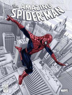 Mondo offre de superbes posters à Marvel pour une galerie éphémère à Austin