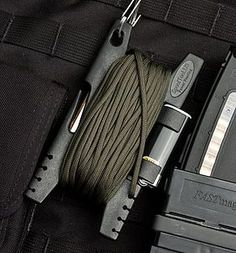 Spool Tool, Paracord Management Tool by Tricorne LLC