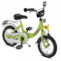 Vélo Enfant ZL 12 Cadre Alu - Vert dès 3 ans Puky   Acheter sur Greenweez.com