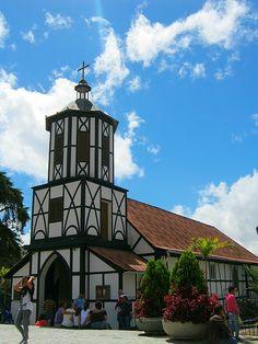 Iglesia Colonia Tovar, Venezuela