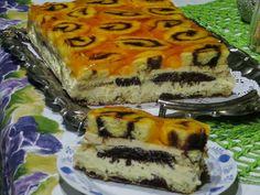 Domowe ciasta i obiady: Ciasto Tygrys