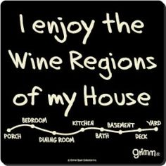 And so one should! #wine #humor