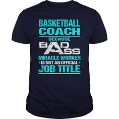 Awesome Tee For Basketball Coach T-Shirts, Hoodies. Check Price Now ==► https://www.sunfrog.com/LifeStyle/Awesome-Tee-For-Basketball-Coach-106808121-Navy-Blue-Guys.html?id=41382