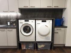 Laundry room  / Minns Things / House interior design ideas inspiration