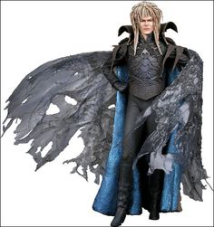 Goblin King figurine.  I gotta have this.