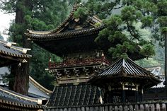 Shrines and Temples of Nikkō, Japan