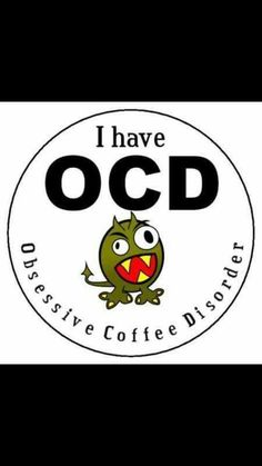 OCD.....