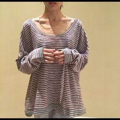 """Brand new free people 100% Brand new no tag Size XS Length 25"""" bust 48""""  firm price No offer please Free People Sweaters"""