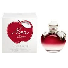 Perfume Nina Ricci Nina L elixir for women EDP spary 80 ml